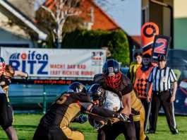 Pannonia Eagles vs. Mödling Rangers2 38:14