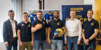 Graz Giants Pressekonferenz