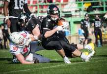 Prague Black Panthers vs. Amstetten Thunder