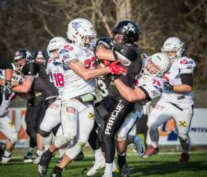 Prague Black Panthers vs. Amstetten Thunder