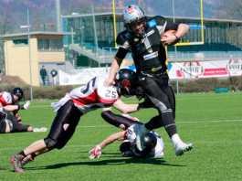 Raiders Tirol 2 vs. Carinthian Lions