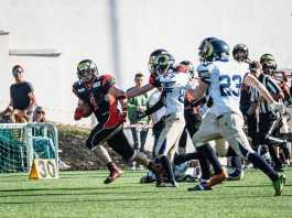 Schwaz Hammers vs. Gmunden Rams