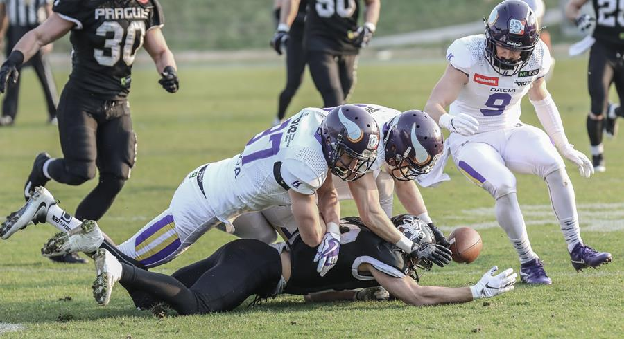 Vienna Vikings vs. Raiders Tirol