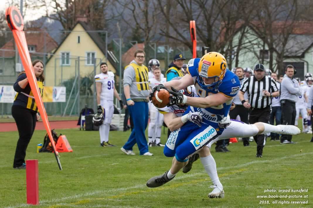 Graz Giants vs. Vienna Vikings