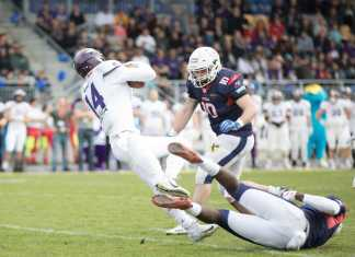 Vienna Vikings vs. Amstetten Thunder