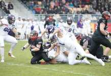 Vienna Vikings vs. Triangle Razorbacks