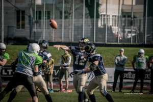 Gmunden Rams vs. Carinthian Eagles