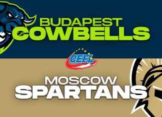 Budapest Cowbells vs. Moscow Patriots