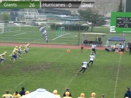 Graz Giants2 vs. Styrian Hurricanes