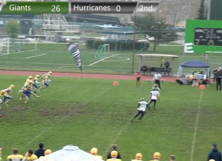 Graz Giants2 vs. Styrian Hurricanes