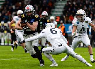Swarco Raiders Tirol vs. Thonon Black Panthers