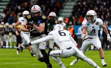 Swarco Raiders Tirol vs. Thonon Black Panthers