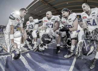 Vikings QB #8 Austin Herink