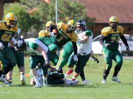 Upper Styrian Rhinos vs. Danube Dragons2 0:13