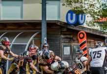Pannonia Eagles vs. Vienna Knights2 25:19