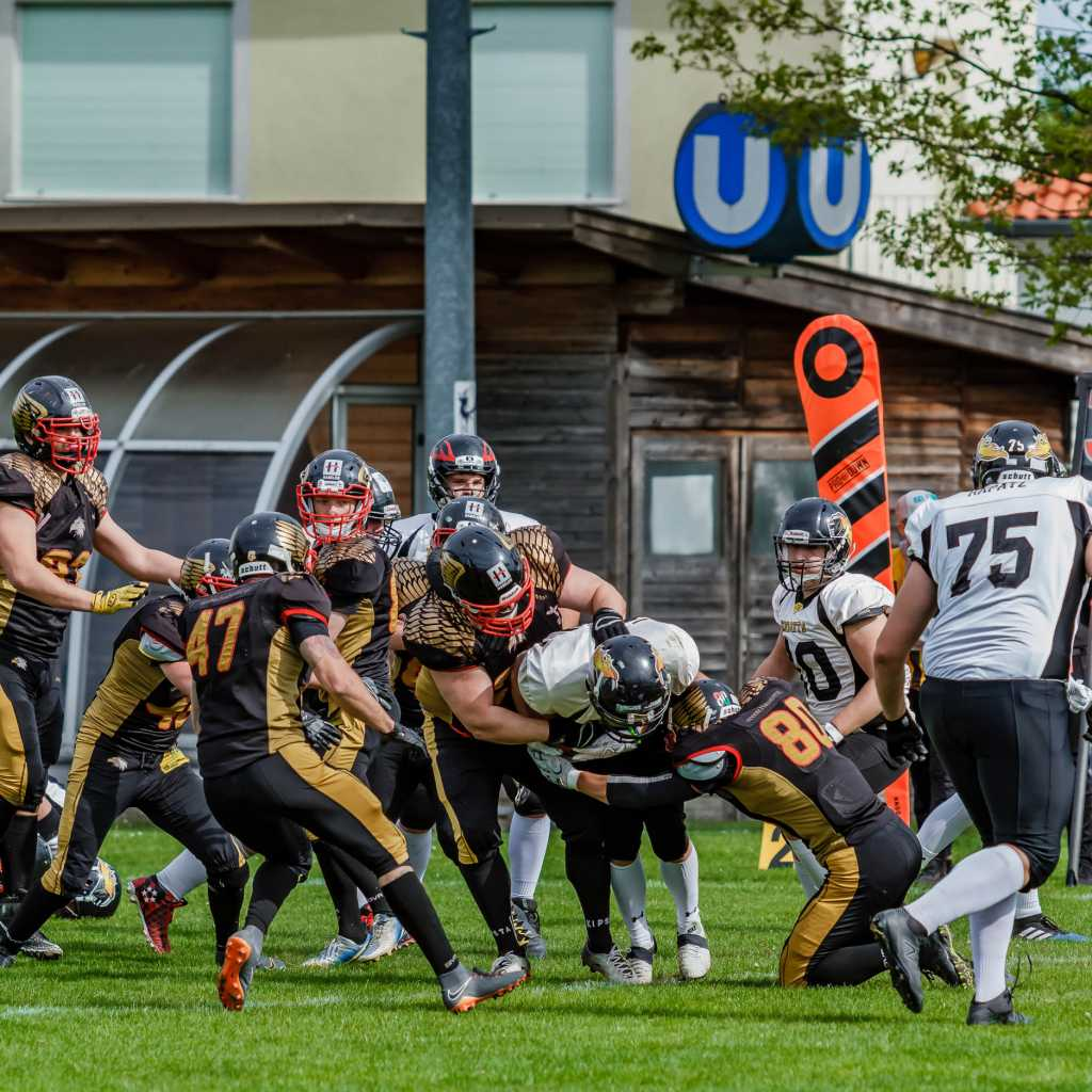 Pannonia Eagles vs. Vienna Knights2 25:19
