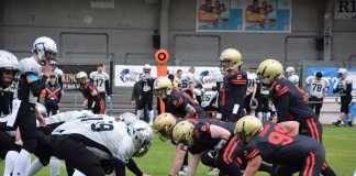 Gladiators Ried vs. Huskies Wels