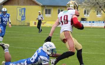 Air Force Hawks vs. Carnuntum Legionaries