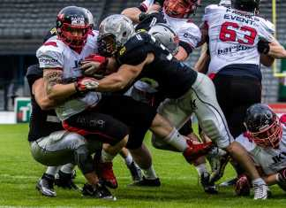 Raiders Tirol vs. Triangle Razorbacks