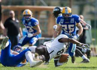 Graz Giants vs. Prague Black Panthers