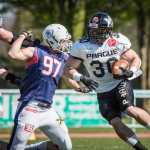 Amstetten Thunder vs. Prague Black Panthers 9:49