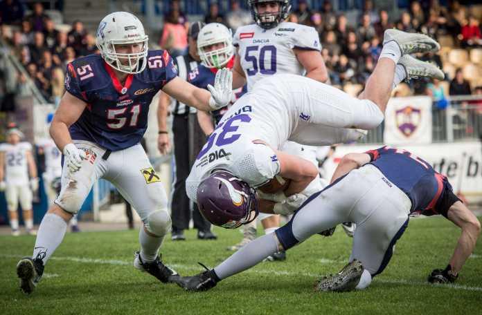 Vienna Vikings vs. Amstetten Thunder