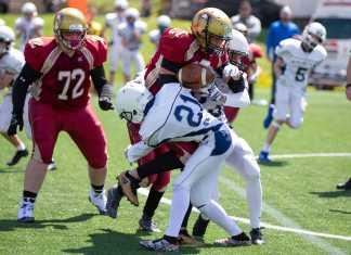Telfs Patriots vs. Hohenems Blue Devils16:50