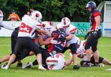 Saluburg Bulls vs. Carinthian Lions