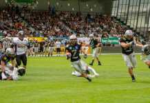 Raiders Tirol vs. Mödling Rangers