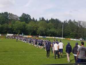 Blue Hawks verlieren in Maria Anzbach
