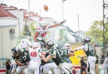 Danube Dragons vs. Amstetten Thunder