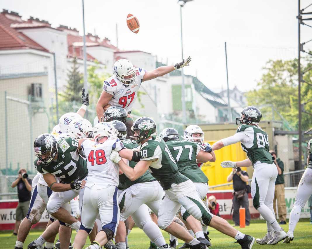 Danube Dragons vs. Amstetten Thunder