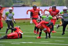 Pinzgau Celtics vs. Carinthian Eagles