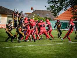 Pannonia Eagles vs. Vienna Warlords