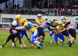 Graz Giants2 vs. Salzburg Ducks