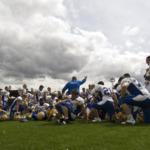 Prayers didn't work - Head Coach Rick Rhoades and the Turek G... on Twitpic