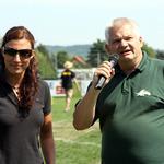 World record. Austria's Swimstar Mirna Jukic attented the Dan... on Twitpic