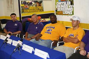 Pressekonferenz Chrysler Vikings