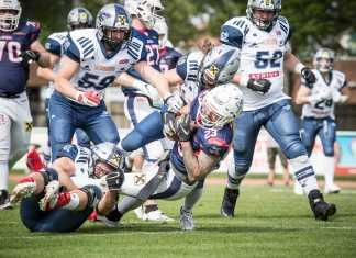 Amstetten Thunder vs. Steelsharks Traun