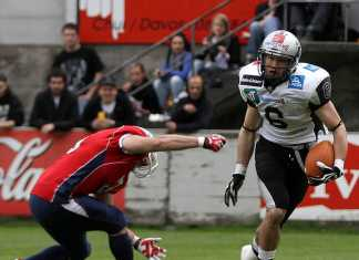 Swarco Raiders Tirol vs. Calanda Broncos