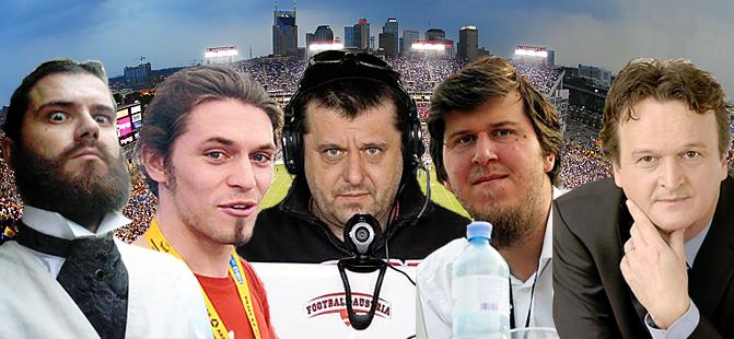 Expertenrunde NFL