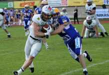 Graz Giants vs. Raiders Tirol