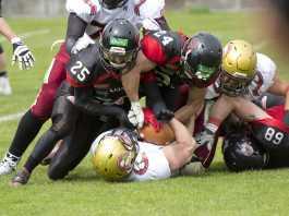 Carinthian Lions vs. Telfs Patriots