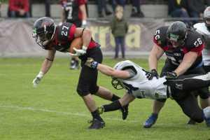 Manuel Chytilek Carinthian Lions vs. Raiders Tirol 2