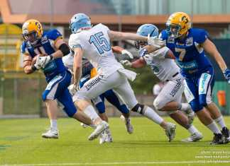 Graz Giants vs. Elmhurst Bluejays