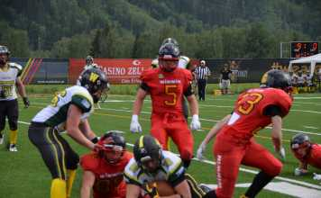Pinzgau Celtics vs. Wörgl Warriors