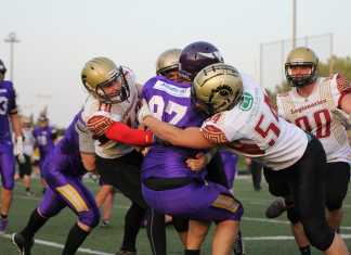 Carnuntum Legionaries vs. Vikings SuperSeniors