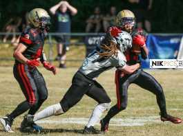 Huskies Wels vs. Gladiators Ried