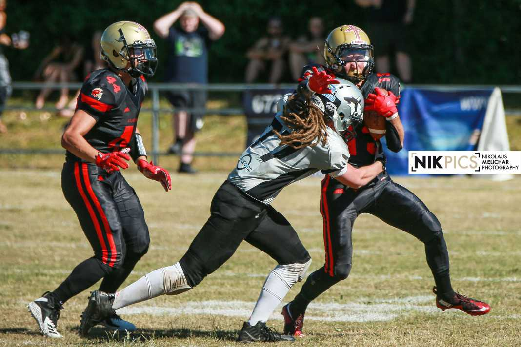 Huskies Wels vs. Gladiators Ried