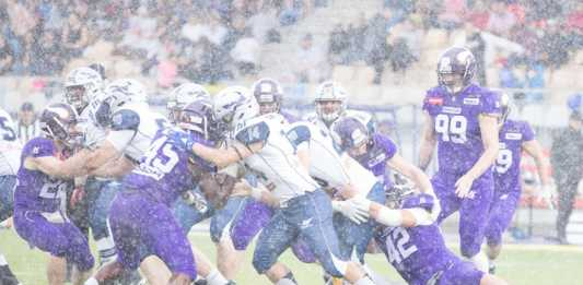 Vienna Vikings vs. Steelsharks Traun